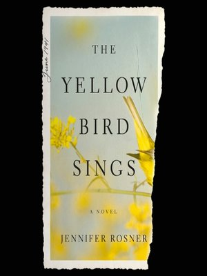 cover image of The Yellow Bird Sings